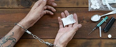 Drogendelikte im Strafrecht